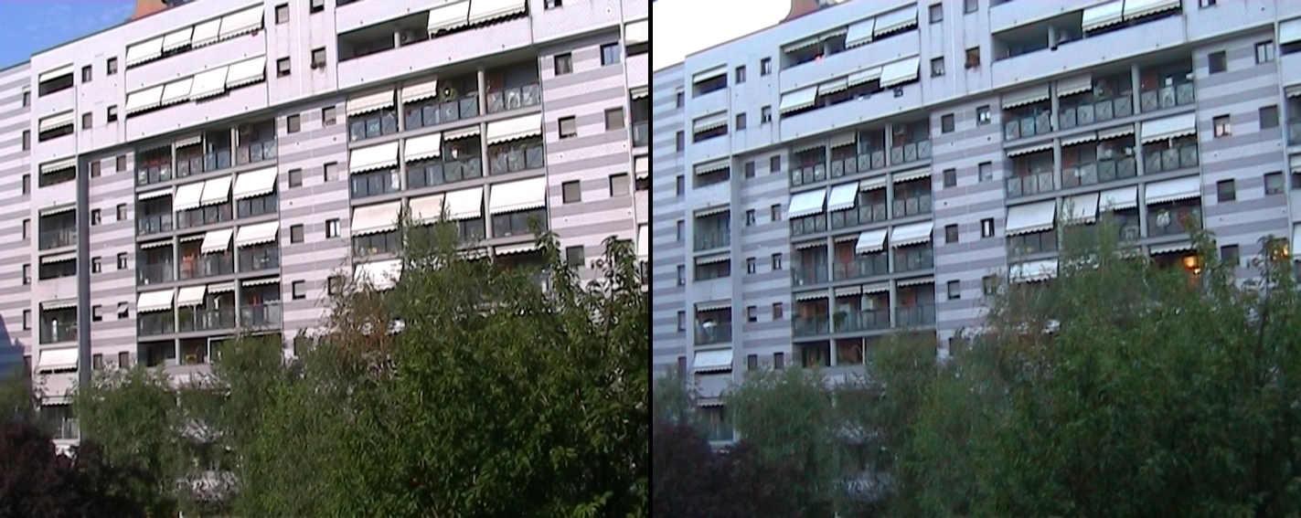 """Valentina Maggi, Specie di Spazi (2008) colour video no audio, still from video, 3'18"""" loop"""