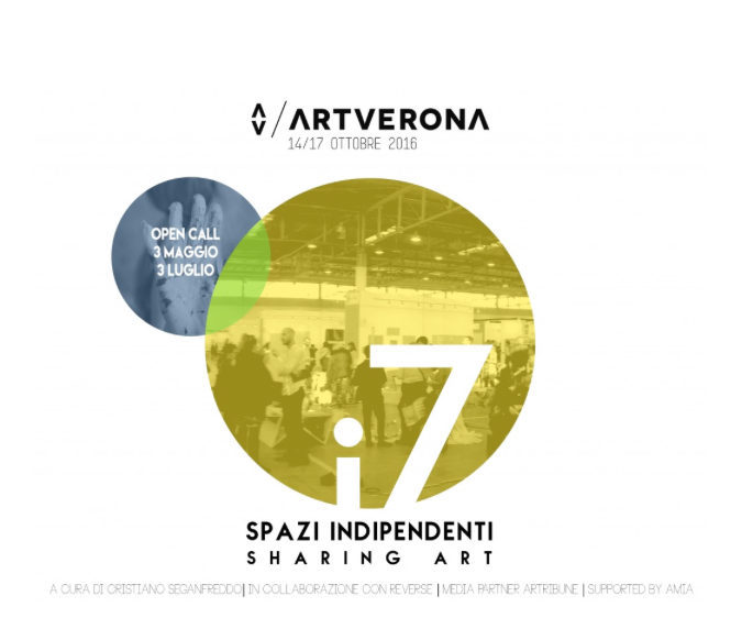i7 Indipendent Spaces | Art Verona 2016